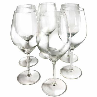 Illuminati 21oz Red Wine Glasses, Set of 6