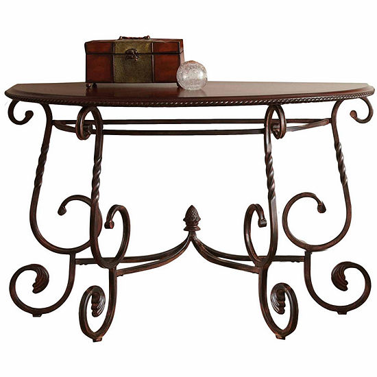 Steve Silver Co Console Table