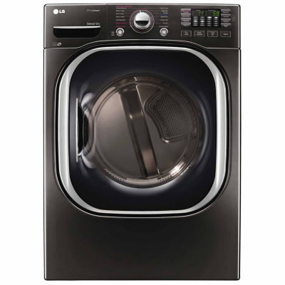 LG 7.4 cu.ft. Ultra-Large Capacity TurboSteam™ Gas Dryer