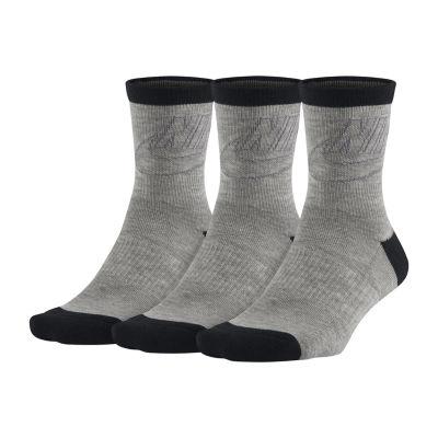 Nike 3-pc. Crew Socks - Womens