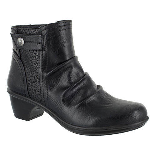 Easy Street Draft Womens Bootie Extra Wide
