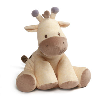 Gund Playful Pals Giraffe Keywind Stuffed Animal