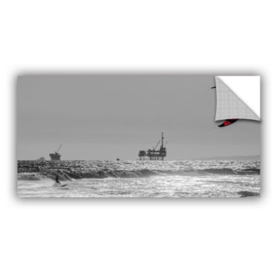 Brushstone Wave And Wind Energy Are More Fun Removable Wall Decal