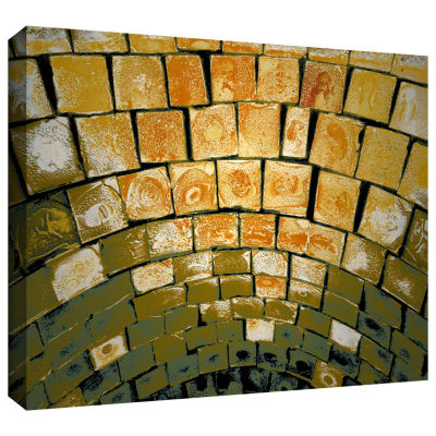 Brushstone Simple Puzzle Gallery Wrapped Canvas Wall Art