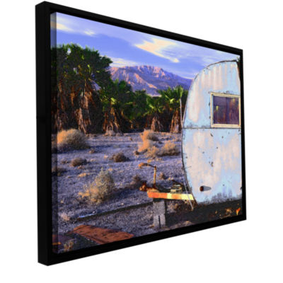 Brushstone The Last Resort Gallery Wrapped Floater-Framed Canvas Wall Art