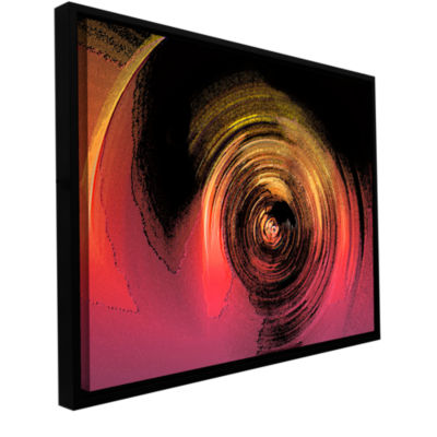 Brushstone The Memory Stone Gallery Wrapped Floater-Framed Canvas Wall Art
