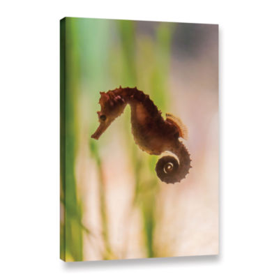 Brushstone Giddy Up Gallery Wrapped Canvas Wall Art