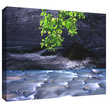 Brushstone Virgin River Spring Gallery Wrapped Canvas Wall Art