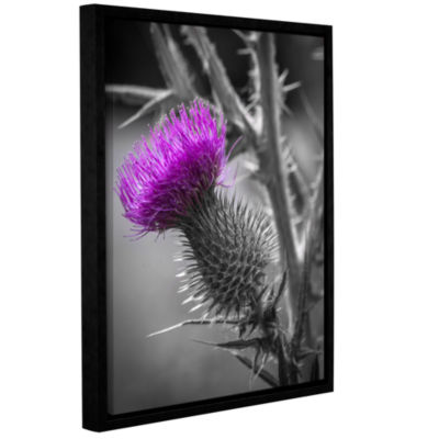 Brushstone Scotland Calls 2 Gallery Wrapped Floater-Framed Canvas Wall Art