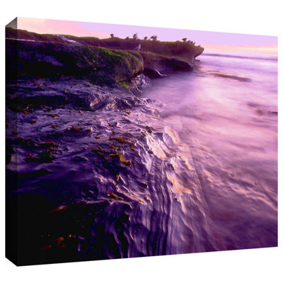 Brushstone La Jolla Impression Gallery Wrapped Canvas Wall Art