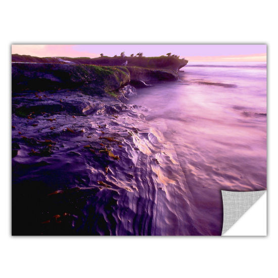 Brushstone La Jolla Impression Removable Wall Decal