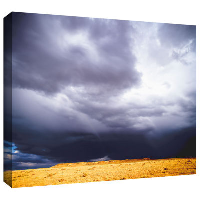Brushstone Navajo Monsoon Gallery Wrapped Canvas Wall Art