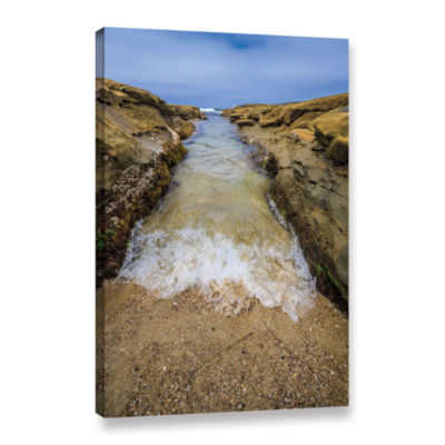 Brushstone Make Way 1 Gallery Wrapped Canvas WallArt