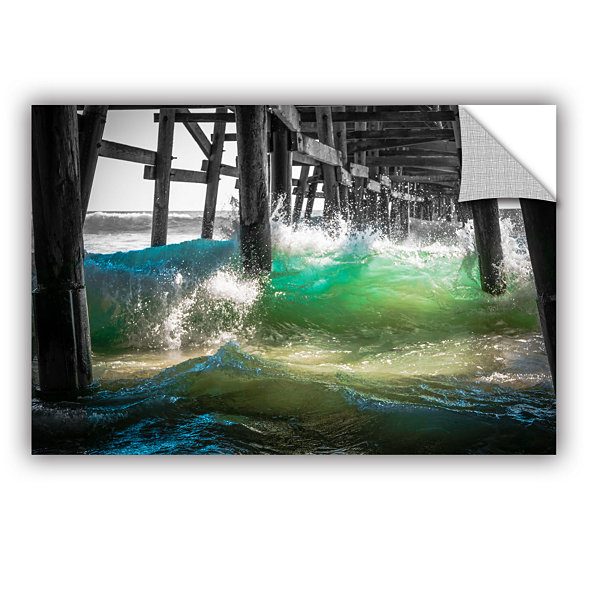Brushstone There Is Hope Under The Pier RemovableWall Decal