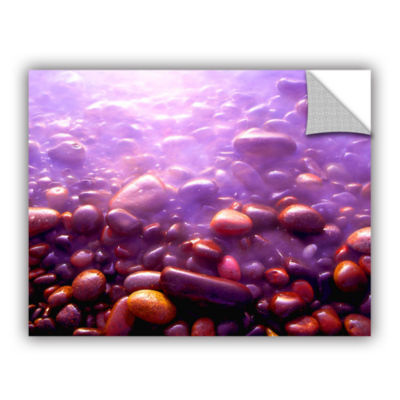 Brushstone Tide And Twilight Removable Wall Decal