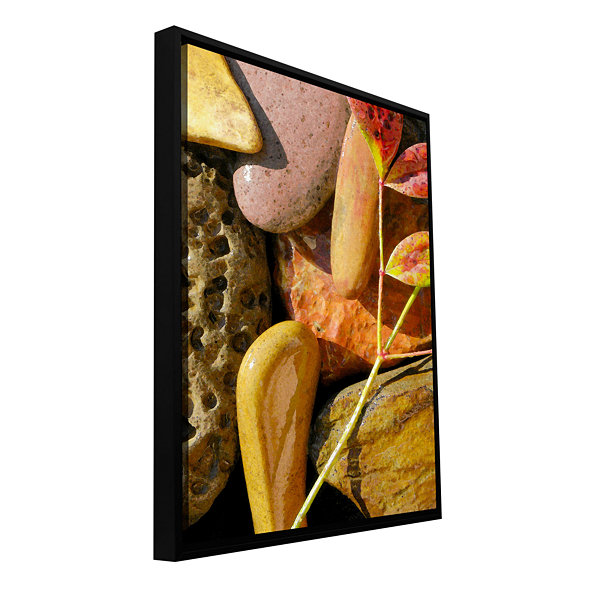 Brushstone Natural World 20 Gallery Wrapped Floater-Framed Canvas Wall Art