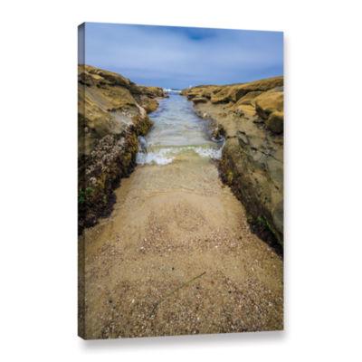 Brushstone Make Way 2 Gallery Wrapped Canvas WallArt