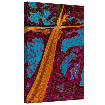 Brushstone South 4 The Winter Sur Para El InviernoGallery Wrapped Canvas Wall Art