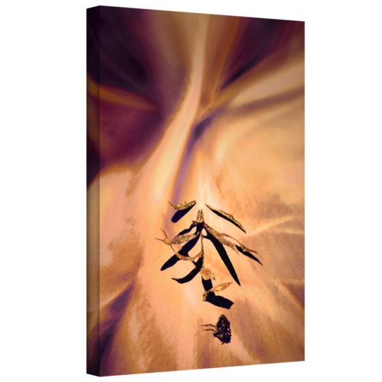 Brushstone Terte Gallery Wrapped Canvas Wall Art
