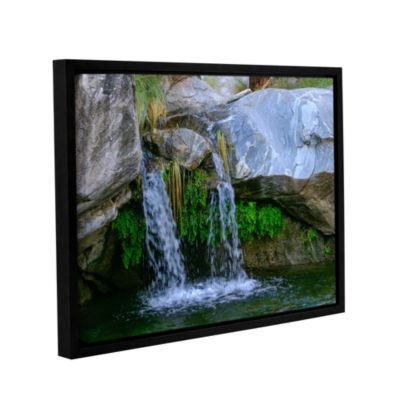 Brushstone Murray Canon Tranquility II Gallery Wrapped Floater-Framed Canvas Wall Art