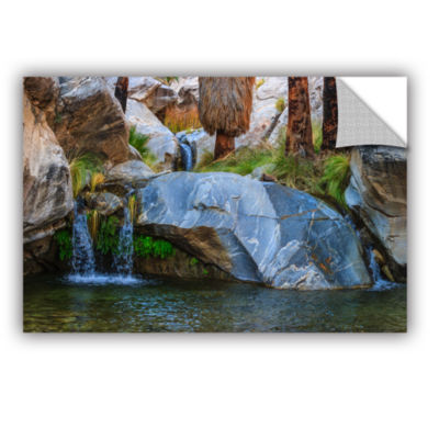 Brushstone Murray Canon Tranquility Ii_1 RemovableWall Decal