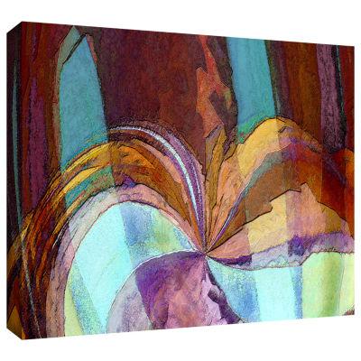 Brushstone Yata Gallery Wrapped Canvas Wall Art