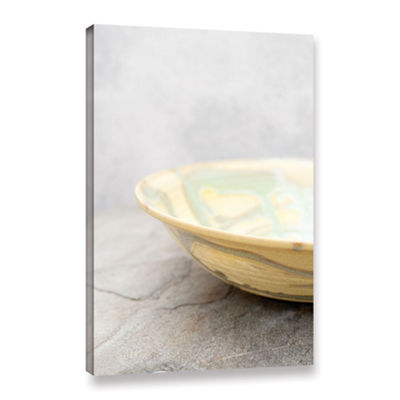 Brushstone Mazamar Bowl Gallery Wrapped Canvas Wall Art
