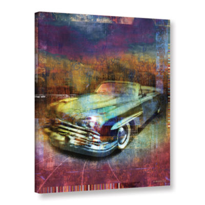 Brushstone Lincoln Gallery Wrapped Canvas Wall Art