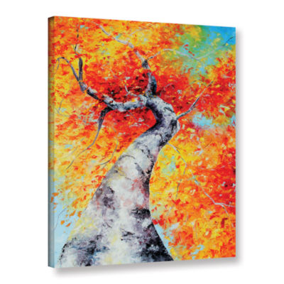 Brushstone Love That Rejoices Gallery Wrapped Canvas Wall Art