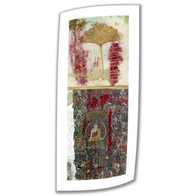 Brushstone Medicine Buddha Canvas Wall Art