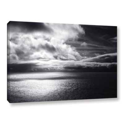 Brushstone Luminescent Sky Gallery Wrapped Canvas Wall Art