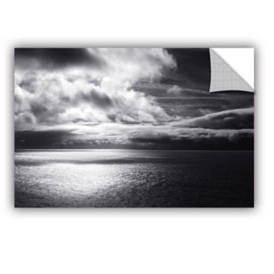 Brushstone Luminescent Sky Removable Wall Decal