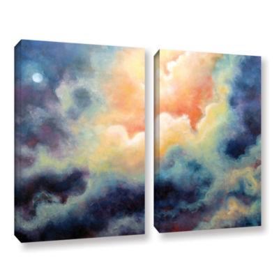 Brushstone Marina 2-pc. Gallery Wrapped Canvas Wall Art