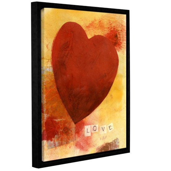 Brushstone Little Zen Arrangement Gallery WrappedFloater-Framed Canvas Wall Art