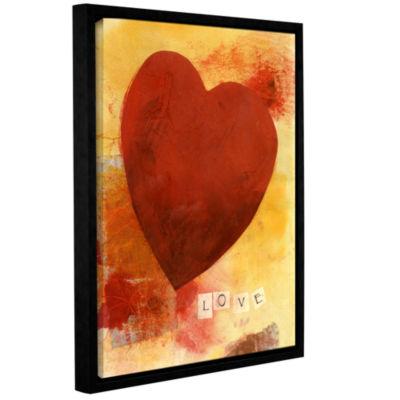 Brushstone Little Zen Arrangement Gallery Wrapped Floater-Framed Canvas Wall Art