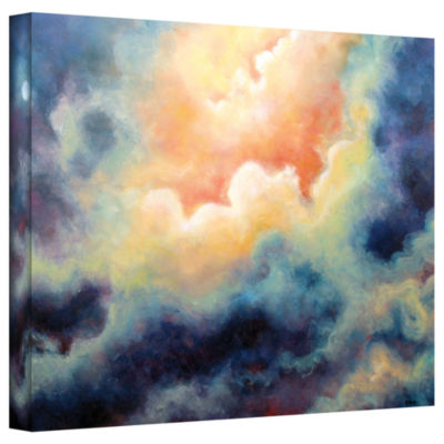 Brushstone Marina Gallery Wrapped Canvas Wall Art