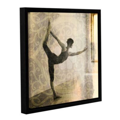 Brushstone Living Prayer Gallery Wrapped Floater-Framed Canvas Wall Art