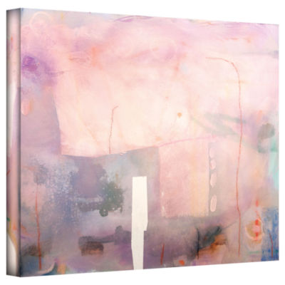 Brushstone Lola Loves Monet Gallery Wrapped Canvas Wall Art