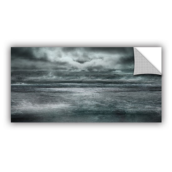Brushstone Maelstrom Removable Wall Decal