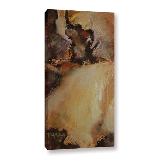 Brushstone Magnificent Glory I Gallery Wrapped Canvas Wall Art