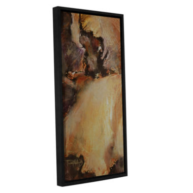 Brushstone Magnificent Glory I Gallery Wrapped Floater-Framed Canvas Wall Art