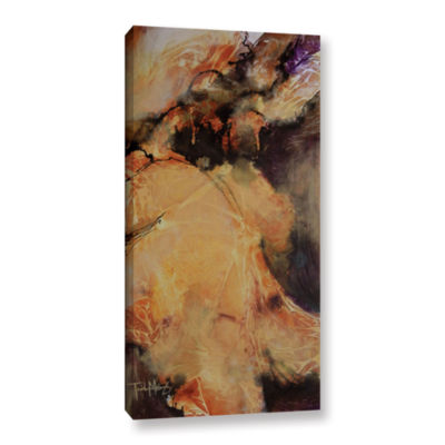 Brushstone Magnificent Glory II Gallery Wrapped Canvas Wall Art
