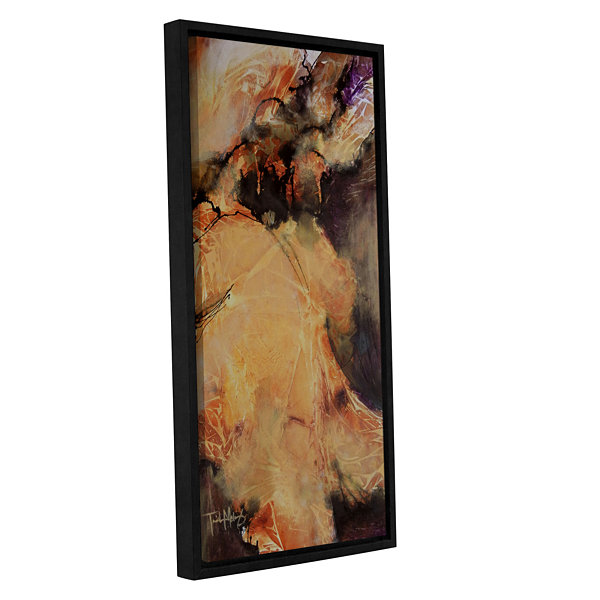 Brushstone Magnificent Glory II Gallery Wrapped Floater-Framed Canvas Wall Art