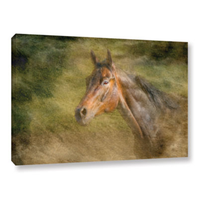 Brushstone Majestic Horse Gallery Wrapped Canvas Wall Art
