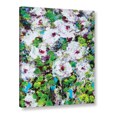 Brushstone Longmont Garden Gallery Wrapped CanvasWall Art