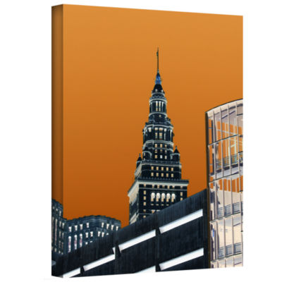Brushstone Looking At This From Every Angle Gallery Wrapped Canvas Wall Art