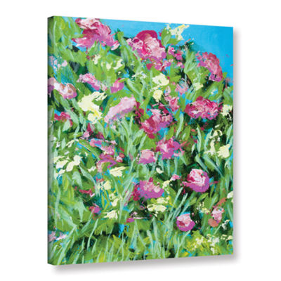 Brushstone Malleny Garden Gallery Wrapped Canvas Wall Art