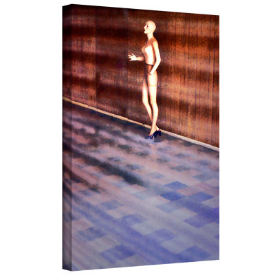 Brushstone Mandatory Retirement Gallery Wrapped Canvas Wall Art