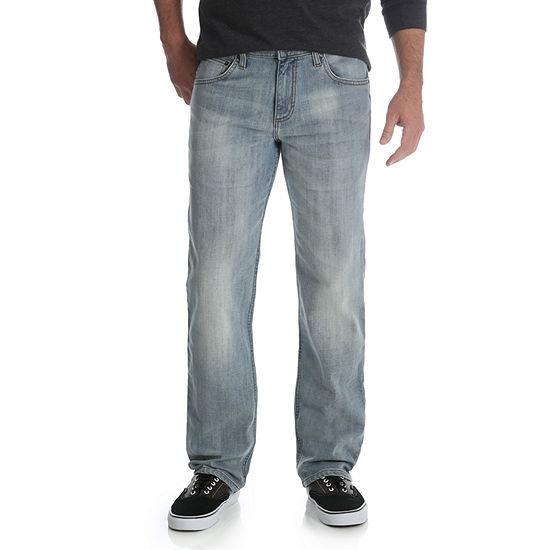 Wrangler® Straight Fit Jeans