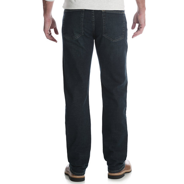 Wrangler® Regular Fit Straight Leg Jeans